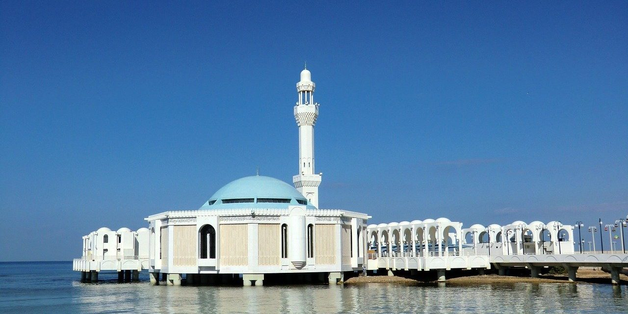 Al Rahma Mosque / Mosque in the Sea Jeddah KSA