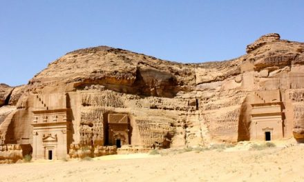 Madain Saleh: A place you must visit in KSA